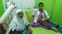 Didiagnosa Ginjal Bocor, Anak Keluarga Miskin di Jambi Butuh Pertolongan