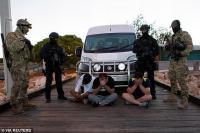 Polisi Antarnegara Berburu Kepala Sindikat Narkoba Terbesar di Asia