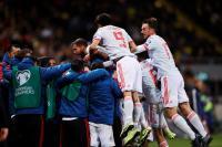 Moreno Puas Spanyol Sudah Pastikan Tempat di Piala Eropa 2020