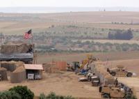 Amerika Serikat Hancurkan Pangkalan Militernya Sendiri Usai Tarik Pasukan dari Suriah