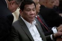 Presiden Filipina Alami Kecelakaan Sepeda Motor di Istana Negara