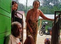 Warga Suku Anak Dalam Terancam Kelaparan, Terpaksa Makan Monyet Buruan