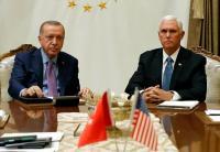 Turki Setuju Hentikan Serangan ke Suriah Selama 120 Jam