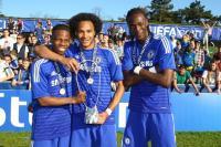Tammy Abraham Dua Kali Bawa Chelsea Juara Liga Champions Junior