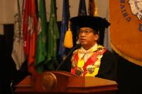 Di Era Industri 4.0, Rektor UNS Ajak Wisudawan Bergerak Cepat