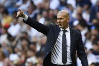 Zidane Yakin Madrid Tampil Maksimal saat Hadapi Galatasaray