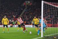 Arsenal Tertinggal 0-1 dari Sheffield United di Babak Pertama