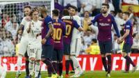Tarik Ulur soal Penjadwalan Ulang Laga El Clasico Barcelona vs Madrid