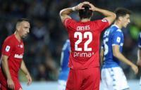 Skor Kaca Mata Hiasi Laga Brescia vs Fiorentina