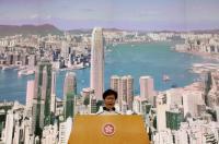 Beijing Diisukan Berencana Depak Pemimpin Hong Kong Carrie Lam