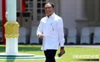 Angkat Zainudin sebagai Menpora, Jokowi: Sepakbolanya Pak