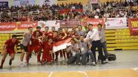 Timnas Futsal Indonesia Hadapi Myanmar di Semifinal Piala AFF Futsal 2019