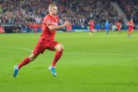 Masih 19 Tahun, Erling Haaland Cetak Rekor Gol di Liga Champions