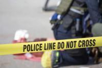 Pelaku Begal Ambruk Ditembak Polisi