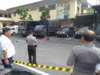 Mahfud MD Sebut Satu Pengebom Polrestabes Medan Melarikan Diri