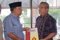 Denny Indrayana Kembalikan Formulir Perndaftaran Cagub Kalsel ke Gerindra