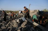 Israel dan Jihad Islam Sepakati Gencatan Senjata, 34 Warga Palestina Tewas