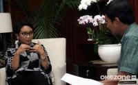 Menlu Retno: Indonesia Dorong Partisipasi Perempuan dalam Operasi Penjaga Perdamaian