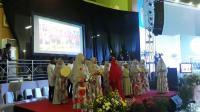 Toleransi di Papua: Kumandang Kasidah di Tengah Pesta Paduan Suara Gereja Katolik