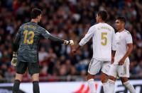 Ketimbang Cleansheet, Courtois Lebih Pilih Banyak Kebobolan Asal Madrid Menang
