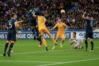 Meski Menang 2-1, Prancis Dibuat Kesulitan oleh Moldova