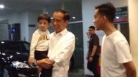 Jokowi Tengok Anak Kedua Gibran yang Baru Lahir