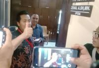Jalani Pemeriksaan Polisi, Anak Bupati Majalengka Kabur dari Wartawan