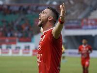 Marko Simic Lanjutkan Ketajaman di Laga Arema vs Persija?