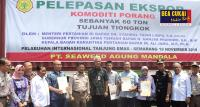 Layanan Bea Cukai Dapatkan Apresiasi Eksportir Produk Pertanian di Jawa Tengah