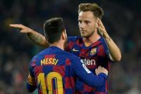 Rakitic Masih Berharap Bermain di Barcelona