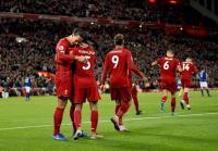 Liverpool Daftarkan 23 Pemain untuk Piala Dunia Klub 2019