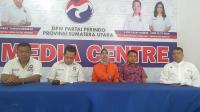 Mantan Wagub Sumut Ikut Berebut Rekomendasi Perindo di Pilkada Asahan 2020