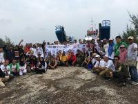 MNC Peduli Wujudkan Pulau Sangiang Bebas Sampah Plastik