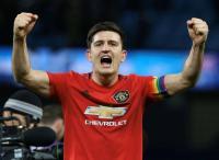 Menangi Derby Manchester, Maguire Langsung Bidik 4 Besar