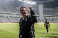 Aji Santoso Ungkap Strategi Timnya Usai Kalahkan Arema 4-1