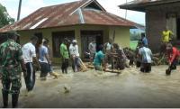 Korban Banjir Bandang di Solok Selatan Berharap Bantuan Pemerintah