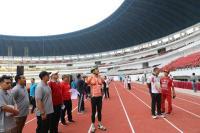 Melihat Megahnya Stadion Jatidiri Semarang