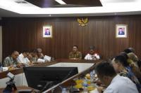 Progres Revitalisasi Kalimalang dan Situ Bagendit, Emil Bertemu Tim PUPR dan Kepala Daerah