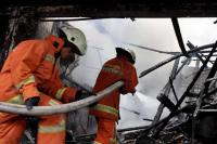 Korban Kebakaran Toko Mebel di Karawang Terdiri dari 2 ART dan 1 Balita
