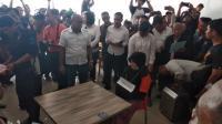 300 Polisi Amankan Rekonstruksi Pembunuhan Hakim PN Medan