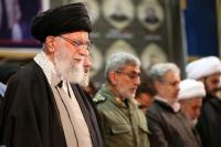 """Khamenei Sebut Dukungan Tuhan Beri Iran Kekuatan """"Tampar Wajah"""" AS"""