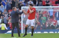 Young Pergi, Harry Maguire Resmi Jadi Kapten Manchester United