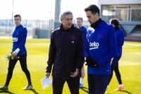 Xavi Percaya Setien Mampu Bawa Barcelona Kembali ke Jalur Kemenangan
