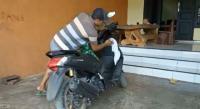 Pria di Banyuwangi Beli Motor Pakai Uang Koin Rp24 Juta