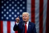 Trump Peringatkan Pemimpin Tertinggi Iran Harus Berhati-hati dengan Ucapannya