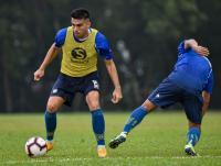 Fabiano Tak Sabar Lakoni Debutnya yang Tertunda di Persib