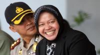 Risma Klaim Surabaya Punya 1.900 Taman