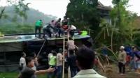 Penumpang Ungkap Detik-Detik Bus Purnamasari Terguling hingga Tewaskan 8 Orang