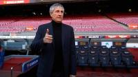 Debut Setien Sebagai Pelatih Barcelona Berjalan Mulus