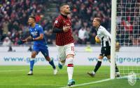 Puja-puji Pioli kepada Rebic Usai Jadi Pahlawan Kemenangan Milan
